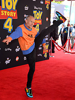 "LOS ANGELES, USA. June 12, 2019: Flea at the world premiere of ""Toy Story 4"" at the El Capitan Theatre.<br /> Picture: Paul Smith/Featureflash"