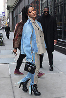 NEW YORK, NY - February 07: Keke Palmer at Build Series in New York City on February 07, 2019.  <br /> CAP/MPI/RW<br /> &copy;RW/MPI/Capital Pictures