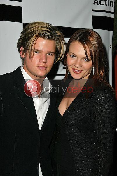 Stephen Graham and Claudette Mink
