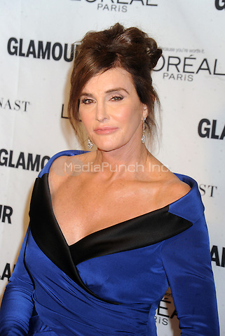 Caitlyn Jenner attends Glamour's 25th Anniversary Women Of The Year Awards at Carnegie Hall   on November 9, 2015. Credit: Dennis Van Tine/MediaPunch