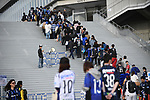 GAMBA OSAKA (JPN)vs ADELAIDE UNITED (AUS)<br /> )<br /> AFC Champions League Group H at the Suita City Football Stadium, <br /> 25-04-2017<br /> Photo by Kazuaki Matsunaga/Agece SHOT