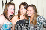 SOCIAL: These lovely ladies enjoying the craic at the Badminton Social in the Listowel Arms Hotel on Saturday night