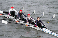 Crew: 282  Kings Sch Worcs  Event: Girls J16 Quads<br /> <br /> Schools' Head of the River 2017<br /> <br /> To purchase this photo, or to see pricing information for Prints and Downloads, click the blue 'Add to Cart' button at the top-right of the page.