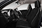 Front seat view of 2016 Toyota RAV4 Business Edition Plus 5 Door Suv Front Seat  car photos