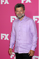 LOS ANGELES - AUG 6:  Andy Serkis at the FX Networks Starwalk at Summer 2019 TCA at the Beverly Hilton Hotel on August 6, 2019 in Beverly Hills, CA
