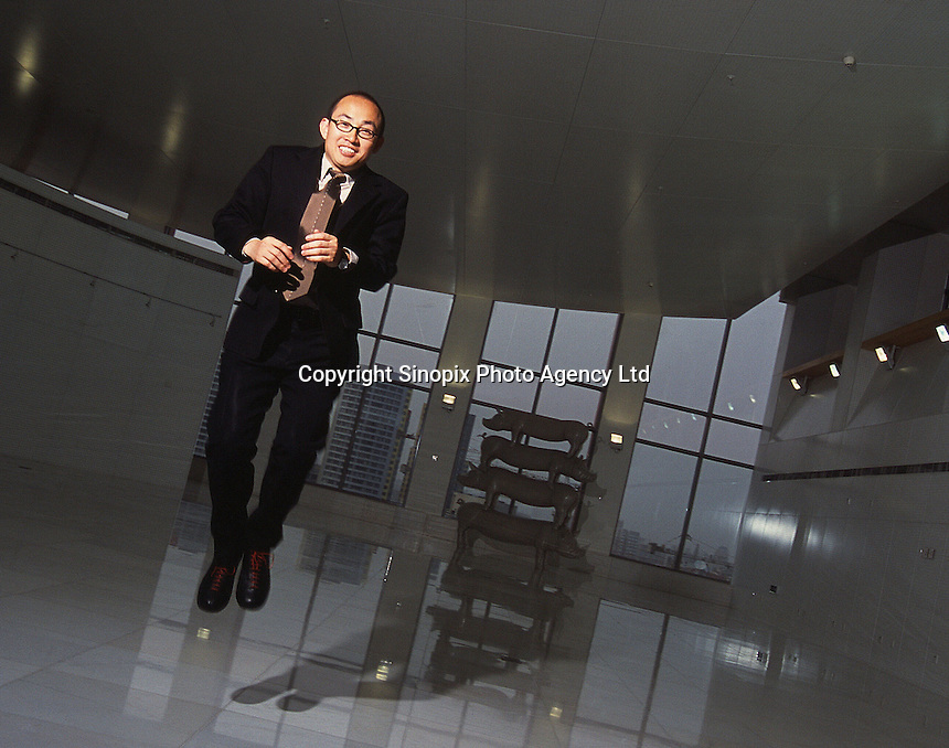 Pun Shi Yi, SOHO China, property developer, Beijing, China<br /> <br /> By Ricky Wong / Sinopix