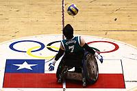 Paralimpico 2018 Final Rugby Silla de Rueda