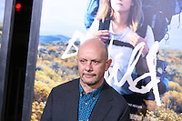 BEVERLY HILLS, CA, USA - NOVEMBER 19: Nick Hornby arrives at the Los Angeles Premiere Of Fox Searchlight Pictures' 'Wild' held at the AMPAS Samuel Goldwyn Theater on November 19, 2014 in Beverly Hills, California, United States. (Photo by Xavier Collin/Celebrity Monitor)