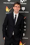 Julian Lopez attends to the Feroz Awards 2017 in Madrid, Spain. January 23, 2017. (ALTERPHOTOS/BorjaB.Hojas)