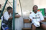 DB BRUNICO (BZ) 17/07/2007 - AMICHEVOLE / INTER-NAZIONALE OLIMPICA CINESE / MANCINI / FOTO SPORT IMAGE..Training..Training - Internazionale..1st January, 1970..--------------------..Sportimage +44 7980659747..admin@sportimage.co.uk..http://www.sportimage.co.uk/