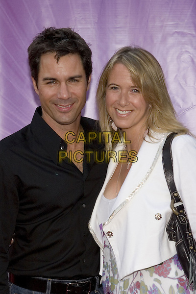 25 July 2005 - Los Angeles, California - Eric McCormack.  2005 NBC Network All Star Celebration Arrivals held at the Century Club.  Photo Credit: Zach Lipp/AdMedia