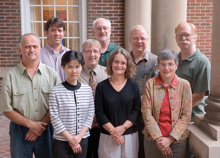17113Communications Sytems Management : Group Portrait:H&S photos 9/23/05
