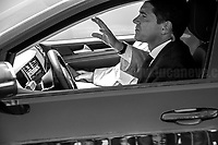 A Driver (& Francesco).