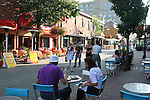 street cafes in Montreal