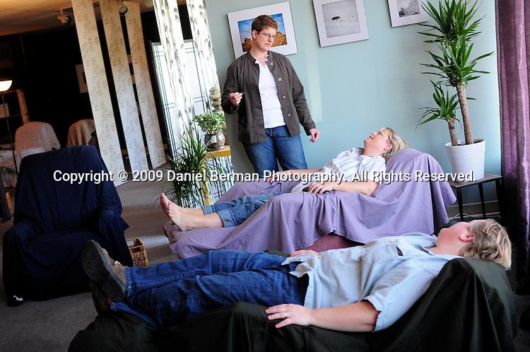 The Shoreline Acupuncture grand opening ceremony Sunday September 13, 2009. ..Shoreline, WA