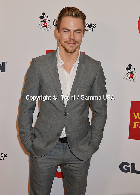 Derek Hough 105 at the GLSEN Respect Awards 2014 At the Regent Beverly Hotel in Los Angeles.