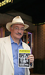 Broadway's Blithe Spirit starring Simon Jones (OLTL) on July 18, 2009 in New York City, NY (Photo by Sue Coflin/Max Photos)
