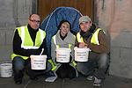 Homeless Aid Annual Sleepout 09