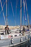 Esp 8413  .Pajuelin XIII-Benidorm  .Miguel Noriega  .Luis Noriega  .CN Benidorm  .Salona37 - XXII Trofeo 200 millas a dos - Club Náutico de Altea - Alicante - Spain - 22/2/2008