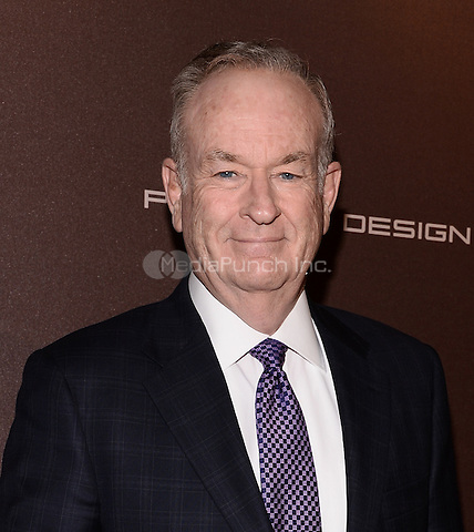 NEW YORK, NY - APRIL 16: Bill O'Reilly attends The Hollywood Reporter 35 Most Powerful People In Media Celebration at The Four Seasons Restaurant on April 16, 2014 in New York City RTNPluvious/MediaPunch