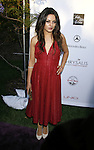 Mila Kunis arrives at 7th Annual Chrysalis Butterfly Ball on May 31, 2008 at a Private Residence in Los Angeles, California.