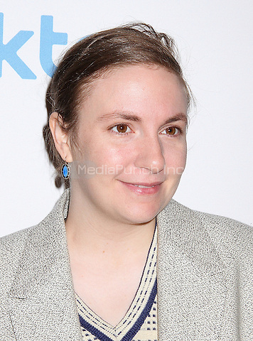 NEW YORK, NY - JUNE :  Lena Dunham attends TheWrap's 2nd Power Women Breakfast New York Honoring Influential Women of Entertainment, Media, Technology and Brands in New York, New York on June 9, 2016.  Photo Credit: Rainmaker Photo/MediaPunch