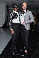 "NEW YORK - JUNE 5: Billy Porter and Adam Smith attend the party at Center415 following the season 2 premiere of FX's ""Pose"" presented by FX Networks, Fox 21, and FX Productions on June 5, 2019 in New York City. (Photo by Anthony Behar/FX/PictureGroup)"