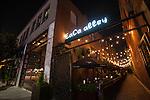 St. Felix Restaurant on the Cahuenga Corridor in Hollywood, Los Angeles, CA