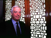 Chris Patten - The former and last governor of Hong Kong