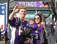 OCT 29 NFL @ London - Minnesota Vikings v Cleveland Browns