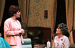 Ursula Anderman & Liz Keifer - Dress rehearsal on November 28, 2017 of Steel Magnolias performed at the Phillipstown Depot Theatre, Garrison, New York. (Photo by Sue Coflin/Max Photo)