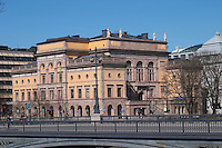 Konstakademien The Royal Academy for the fine arts. Norrmalm. Stockholm. Sweden, Europe.