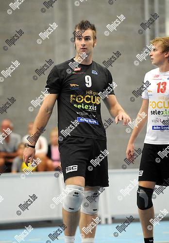 2014-08-30 / Volleybal / seizoen 2014-2015 / Vosselaar / Dirk Luyten<br /><br />Foto: Mpics.be