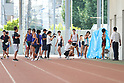 Athletics: Race Walk Simulation training camp for 2020 Tokyo Olympics