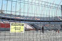 PORTO ALEGRE, RS, 08.10.2013 - VISITA ARENA BEIRA RIO - Comissao tecnica da Fifa realiza visita no estadio Beira Rio em Porto Alegre na manha desta terça-feira. (Foto: Rhyan Dantas / Brazil Photo Press).