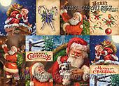 Marcello, GIFT WRAPS, GESCHENKPAPIER, PAPEL DE REGALO, Christmas Santa, Snowman, Weihnachtsmänner, Schneemänner, Papá Noel, muñecos de nieve, paintings+++++,ITMCGPXM1267,#gp#,#x#