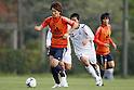 Genki Haraguchi (JPN),  April 25, 2012 - Football / Soccer : Japan National Team Training Camp at Akitsu Park football Stadium, Chiba, Japan. (Photo by Yusuke Nakanishi/AFLO SPORT) [1090]