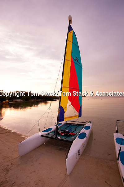 Hobie Cat sailboat, Islamorada, Florida