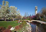 1004-61 009<br /> <br /> 1004-61 GCS Spring<br /> <br /> BELL, Bell Tower, Pond, <br /> <br /> April 26, 2010<br /> <br /> Photography by Jaren Wilkey/BYU<br /> <br /> &copy; Jaren Wilkey 2010<br /> All Rights Reserved<br /> jaren@byu.edu  (801)592-7585