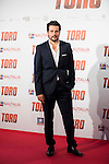 """The director of the film, Kike Maillo attends to the premiere of the spanish film """"Toro"""" at Kinepolis Cinemas in Madrid. April 20, 2016. (ALTERPHOTOS/Borja B.Hojas)"""