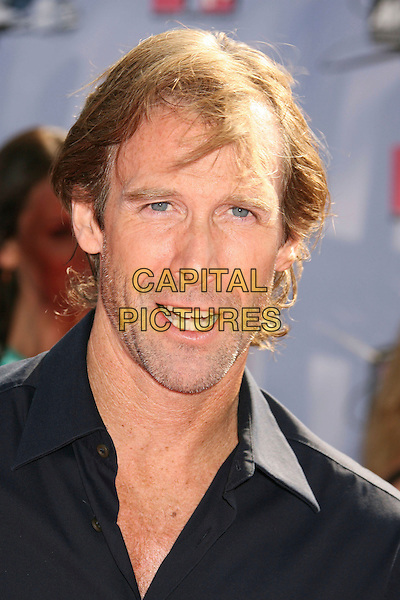 MICHAEL BAY.2007 MTV Movie Awards held at the Gibson Amphitheater, Universal City, California, USA..June 3rd, 2007.headshot portrait stubble facial hair .CAP/ADM/RE.©Russ Elliot/AdMedia/Capital Pictures *** Local Caption *** ...