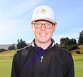 "Ross Flanagan from Bathgate Golf Club is named as one of the ""DreamTeam"" of Junior Golfers who have been selected to take part in the The Gleneagles Foundation inaugural 12 month scholarship programme  : Picture Stuart Adams, www.golftourimages.com: 19/09/2015"