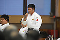 Aramitsu Kitazono (JPN), <br /> JULY 27, 2016 - Judo : <br /> Japan national team Send-off Party for Rio Olympic Games 2016 <br /> &amp; Paralympic Games <br /> at Kodokan, Tokyo, Japan. <br /> (Photo by AFLO SPORT)