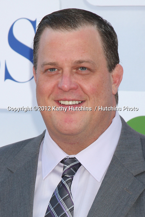 LOS ANGELES - JUL 29:  Billy Gardell arrives at the CBS, CW, and Showtime 2012 Summer TCA party at Beverly Hilton Hotel Adjacent Parking Lot on July 29, 2012 in Beverly Hills, CA
