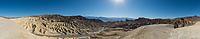 Blick vom Zabriskie Point-Aussichtspunkt im Death Valley.<br /> 13.6.2017, Death Valley<br /> Copyright: Christian-Ditsch.de<br /> [Inhaltsveraendernde Manipulation des Fotos nur nach ausdruecklicher Genehmigung des Fotografen. Vereinbarungen ueber Abtretung von Persoenlichkeitsrechten/Model Release der abgebildeten Person/Personen liegen nicht vor. NO MODEL RELEASE! Nur fuer Redaktionelle Zwecke. Don't publish without copyright Christian-Ditsch.de, Veroeffentlichung nur mit Fotografennennung, sowie gegen Honorar, MwSt. und Beleg. Konto: I N G - D i B a, IBAN DE58500105175400192269, BIC INGDDEFFXXX, Kontakt: post@christian-ditsch.de<br /> Bei der Bearbeitung der Dateiinformationen darf die Urheberkennzeichnung in den EXIF- und  IPTC-Daten nicht entfernt werden, diese sind in digitalen Medien nach §95c UrhG rechtlich geschuetzt. Der Urhebervermerk wird gemaess §13 UrhG verlangt.]