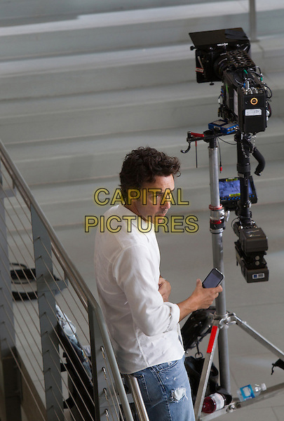 Director Shawn Levy<br /> on the set of The Internship (2013) <br /> *Filmstill - Editorial Use Only*<br /> CAP/FB<br /> Image supplied by Capital Pictures