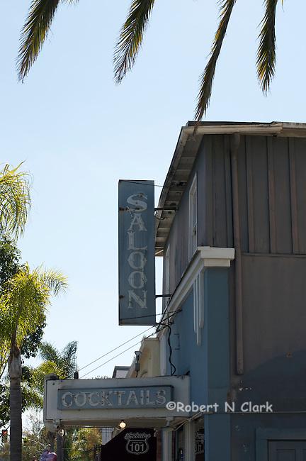 101 Saloon downtown Encinitas