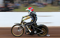 Nick Laurence of Lakeside Hammers<br /> <br /> Photographer Rob Newell/CameraSport<br /> <br /> National League Speedway - Lakeside Hammers v Eastbourne Eagles - Lee Richardson Memorial Trophy, First Leg - Friday 14th April 2017 - The Arena Essex Raceway - Thurrock, Essex<br /> &copy; CameraSport - 43 Linden Ave. Countesthorpe. Leicester. England. LE8 5PG - Tel: +44 (0) 116 277 4147 - admin@camerasport.com - www.camerasport.com