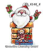 CHRISTMAS SANTA, SNOWMAN, WEIHNACHTSMÄNNER, SCHNEEMÄNNER, PAPÁ NOEL, MUÑECOS DE NIEVE, paintings+++++,KL6148/6,#x#