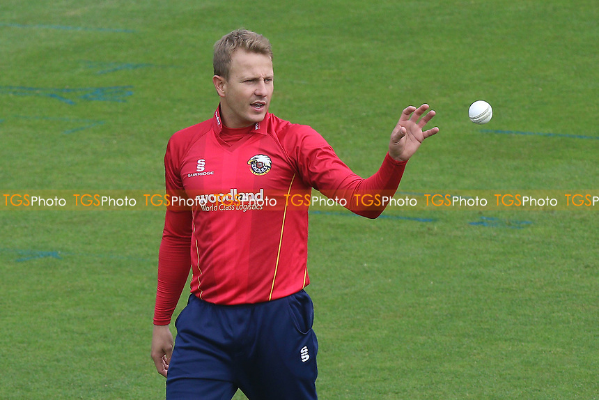 Neil Wagner of Essex during Glamorgan vs Essex Eagles, Royal London One-Day Cup Cricket at the SSE SWALEC Stadium on 7th May 2017